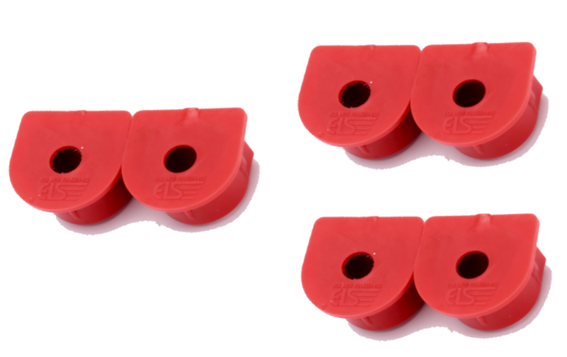 6 x Waterproof Anderson Plug dust cable seal inserts RED Anderson plug caps - Sales67