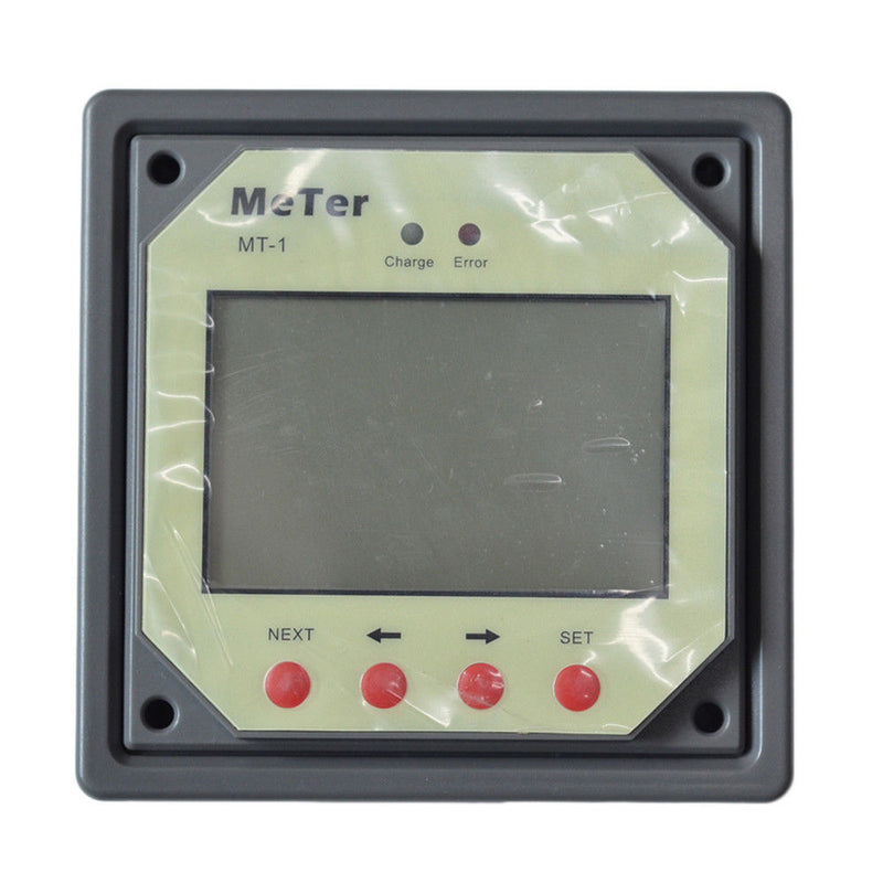 Remote Meter for Dual Duo Battery Solar Controller Regulators MT1 EPIPDB-COM - Sales67