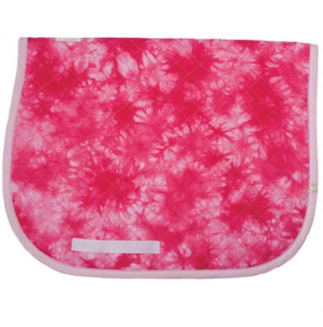 Tie Dye All Purpose Baby Pads with Embroidery Options