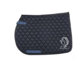 All Purpose Quilted Saddle Pad with Embroidery Options