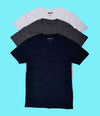 Men's V-Neck 3 Pack