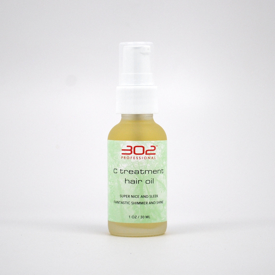 302 C Treatment Hair Oil