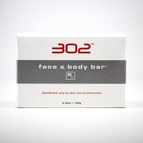 302 Face & Body Bar Rx