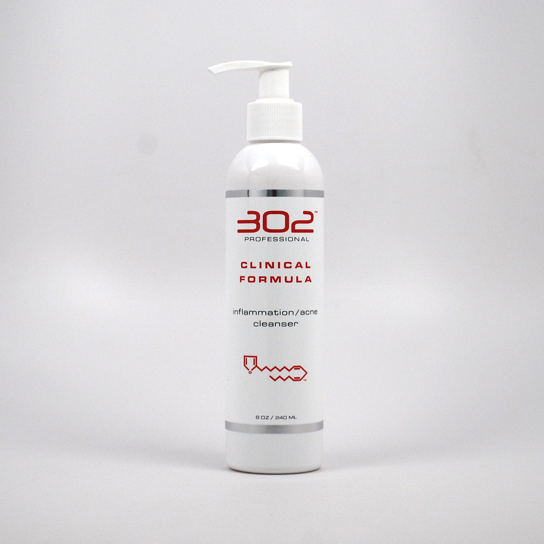 302 Inflammation/Acne Cleanser