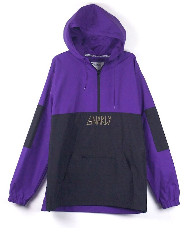 Danorak Purple Size LARGE ONLY
