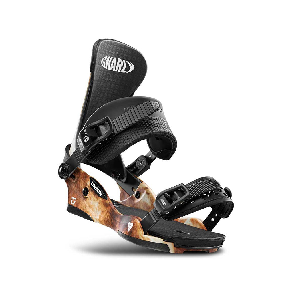Limited Edition Gnarly x Union Bindings - Medium