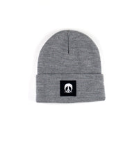 Jersey Beanie Light Gray