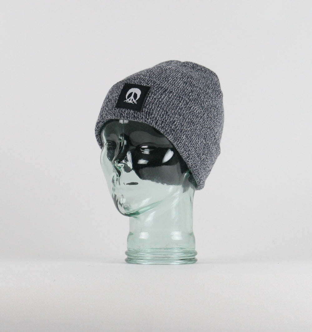 Jersey Beanie Navy Marble