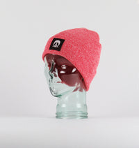 Jersey Beanie Red Marble