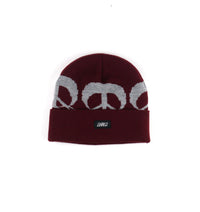 Big Tree Beanie Burgundy
