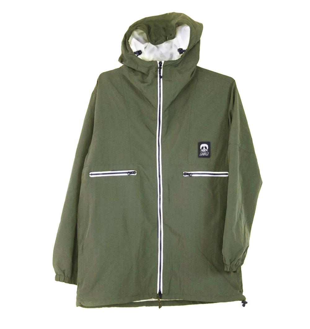 Babylon Jacket Green
