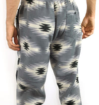 Gray Zorched Polar Fleece Pant