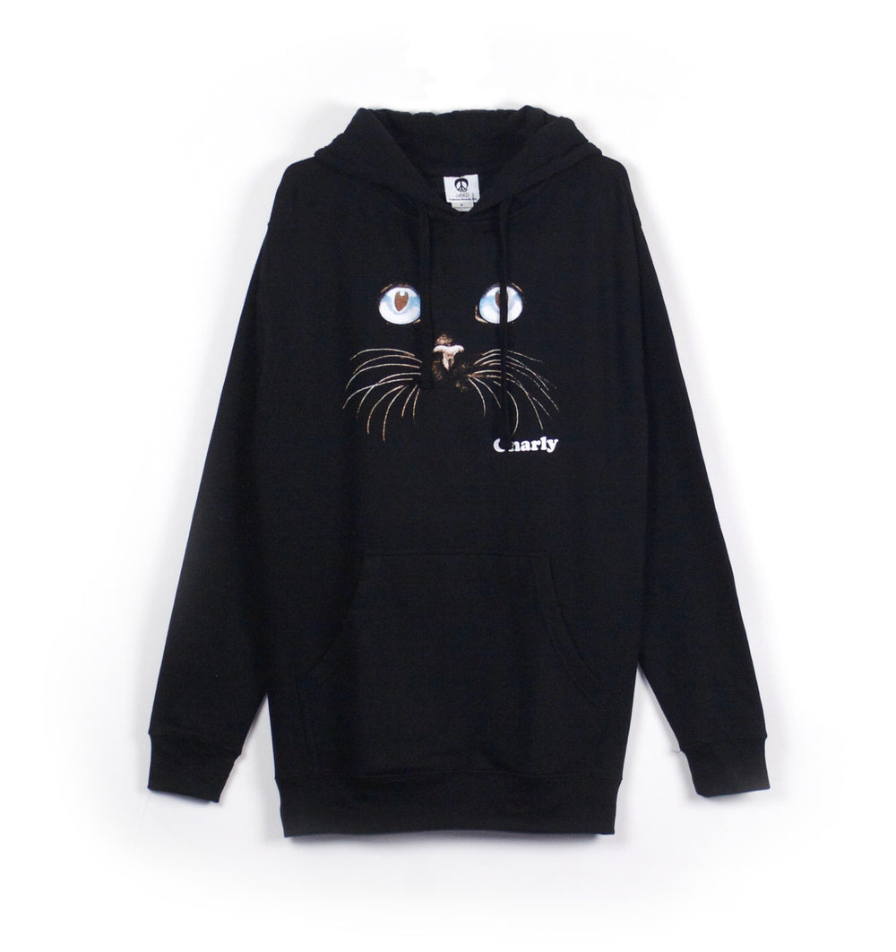Meow Pullover Hood