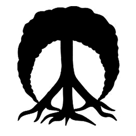 Peace Tree Transfer Sticker