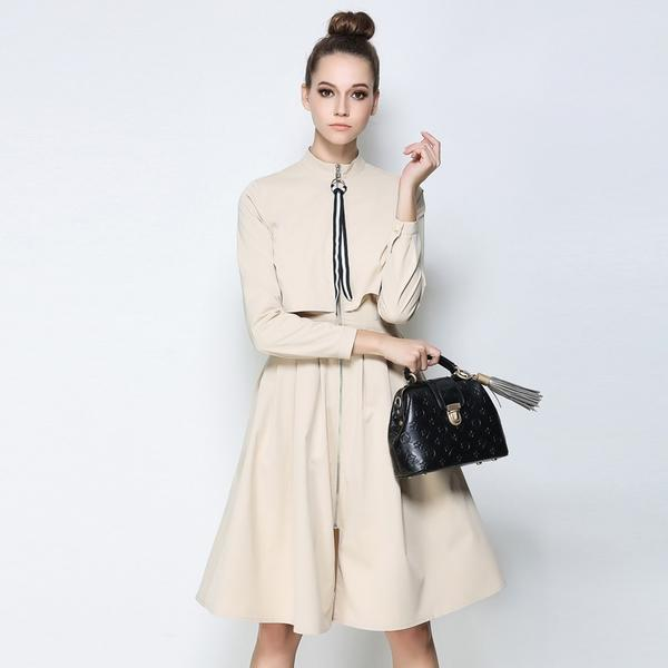 """Arabella"" Trench Coat & Jacquet Collection"