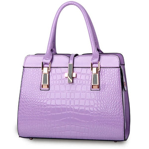 50% OFF European Women Leather Handbag