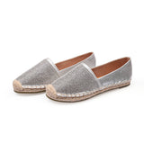 New Fisherman Flats Casual Round Toe