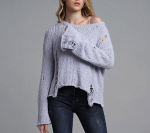 Autumn Vintage Fashion Sweater