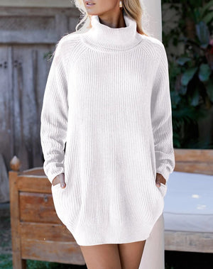 50% OFF Chic Ellie Pullover Sweater -  Oversize