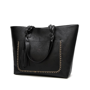 Women Vintage Shoulder Handbag