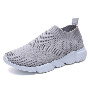 New Breathable Slip On  Ivy Sneakers