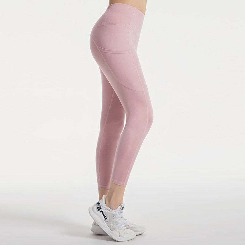 High Quality Yoga Pants With Pockets
