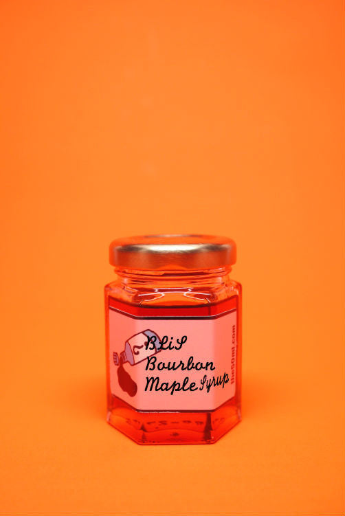 BLiS Bourbon Maple Syrup