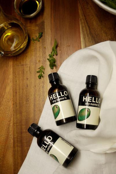 California Olive Oil Sampler Set