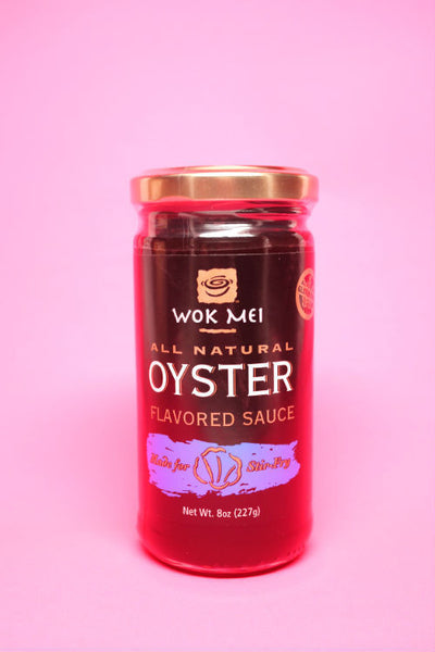 Oyster Flavored Sauce