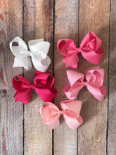 Wee Ones Grosgrain Medium Bows - Adalynn's Attic