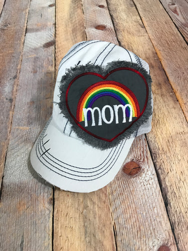 Personalized/Custom Fringe Hat - Adalynn's Attic