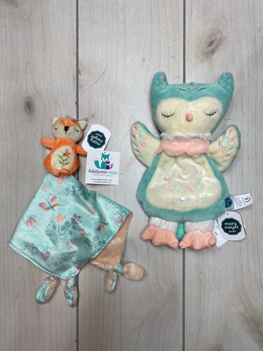 Mary Meyer Wildlife Lovey and Stuffy