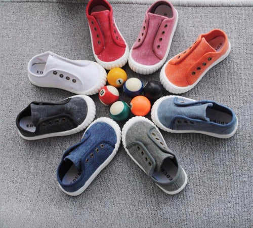Unisex Velcro Closing Shoes - Adalynn's Attic