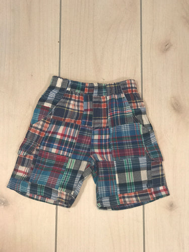 Boys CR SPORTS Paid Shorts -Adalynn's Attic