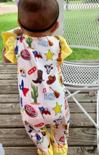 Totally Texas Summer Romper
