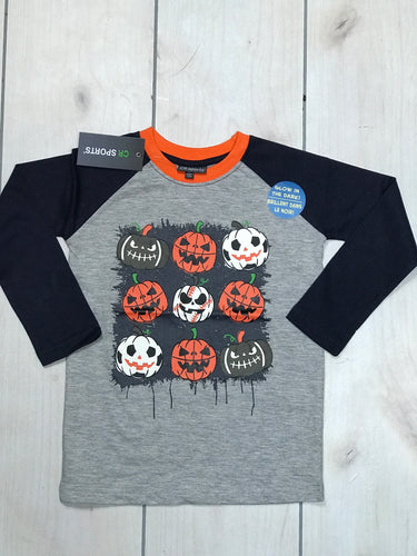 Boys CR Sports Halloween Sports Shirt