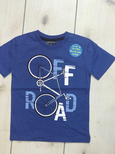 CR SPORTS Boys Off Road Bike Shirt