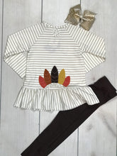 Girls Turkey Tail set