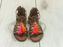Minoti Girls Tassel Sandals