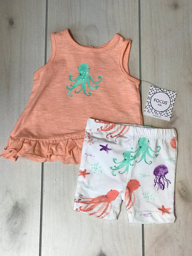 Girls Under The Sea Focus Set
