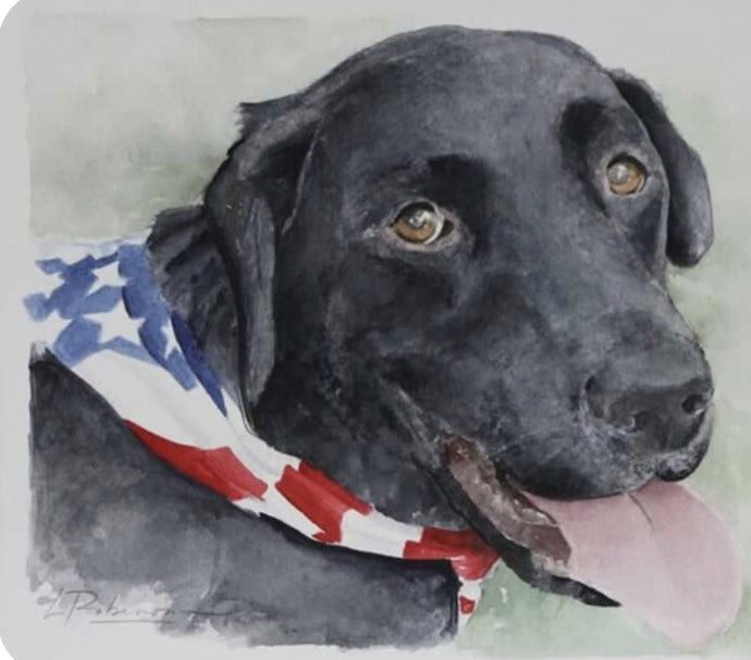 Watercolor by Lisa Robinson