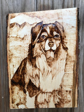 Pyrography Portraits by Britta Hennessy