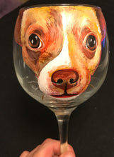 Painting on Glass by Britta Hennessy
