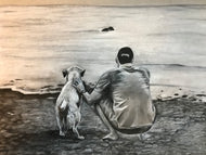 Charcoal Drawings by Britta Hennessy