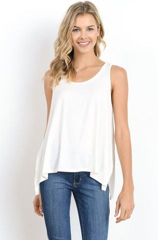 Relaxed Fit Tank - Stylishly Stated