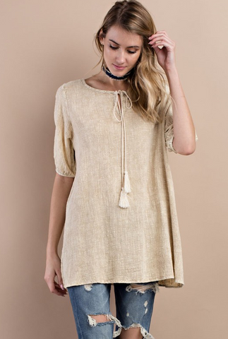 Tunic Top- Stylishly Stated
