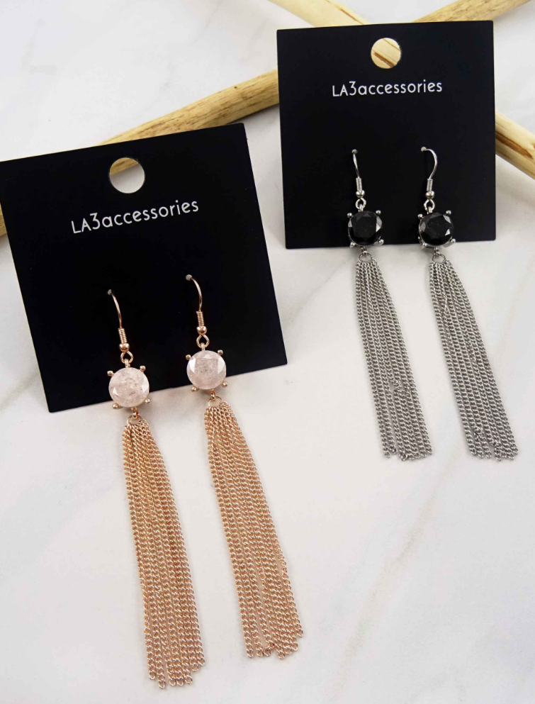 Dangled Earrings- Stylishly Stated
