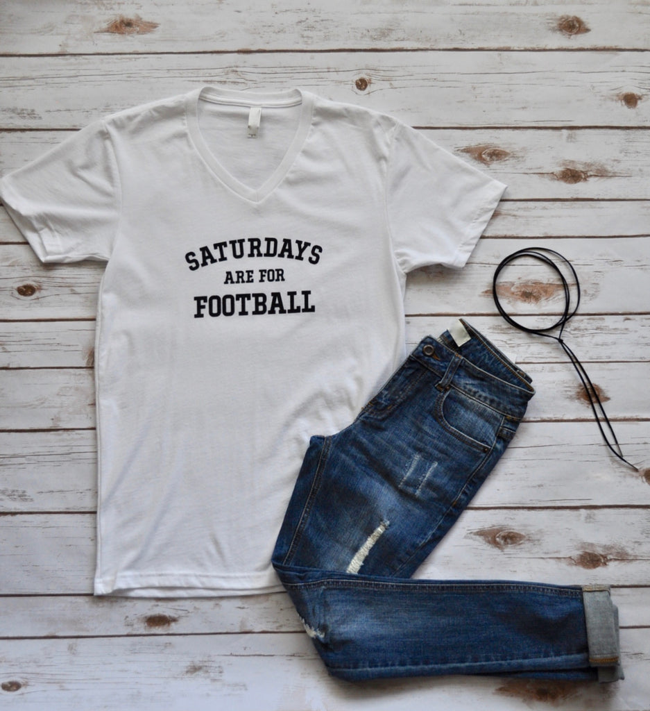 Saturdays Are For Football Tee