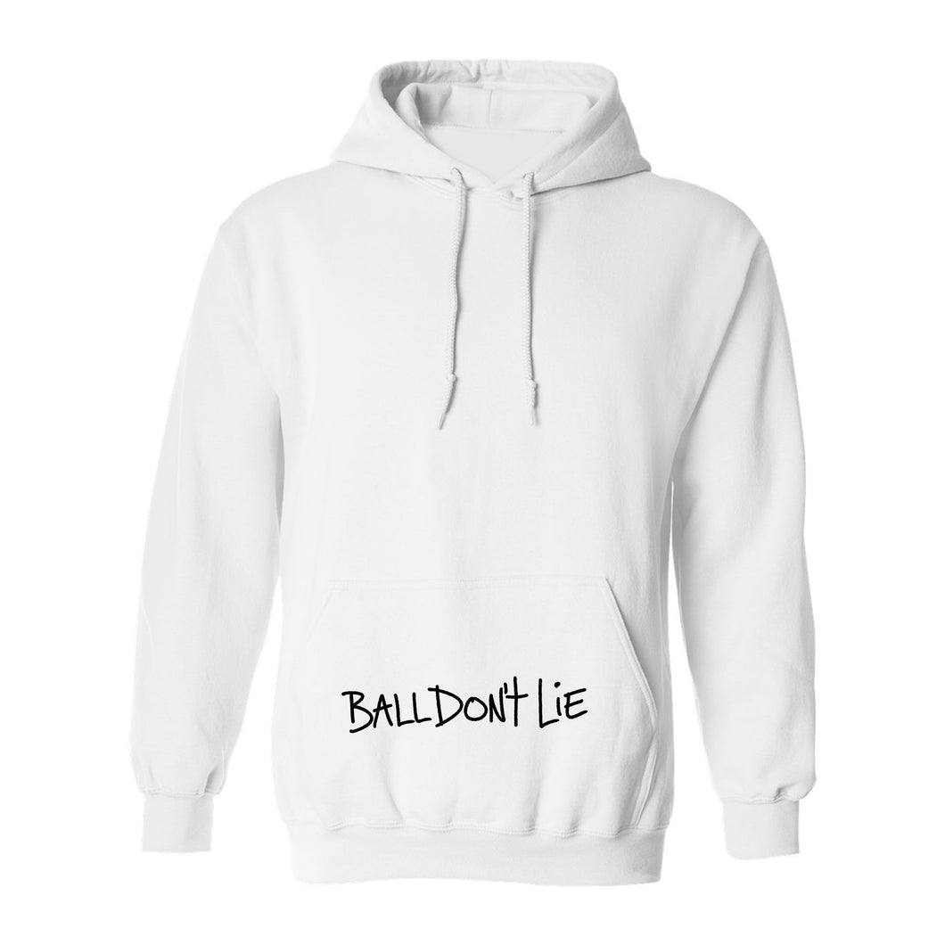 BALL DON'T LIE Hoodie (White)