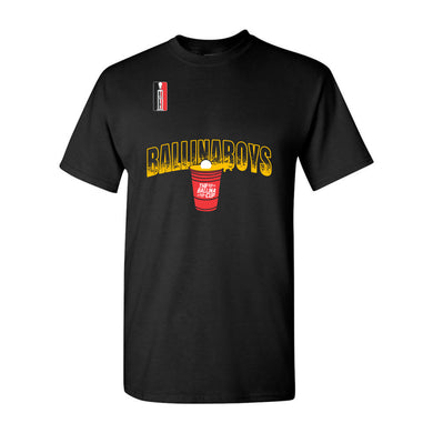 BALLINABOYS T-Shirt (Black)